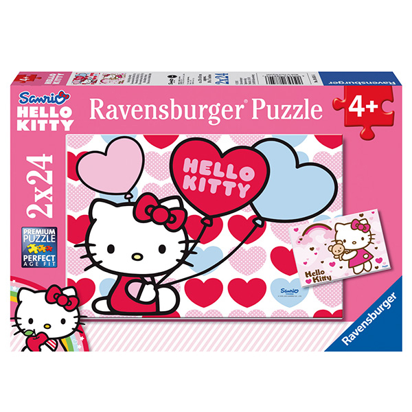Slagalica RAVENSBURGER  Hello Kitty 01-088546