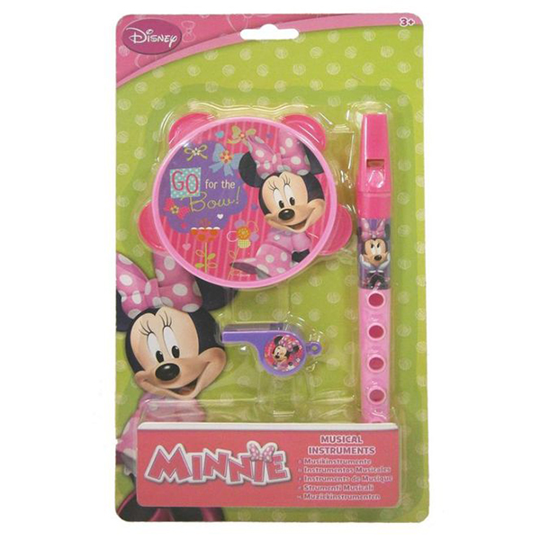 Minnie muzički set 65-503000