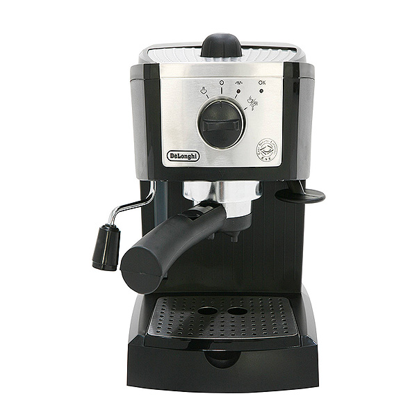 Aparat za espresso DeLonghi EC155 Pump black/grey 507010