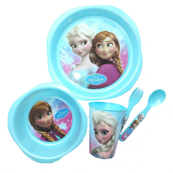 Set za jelo Frozen 30724