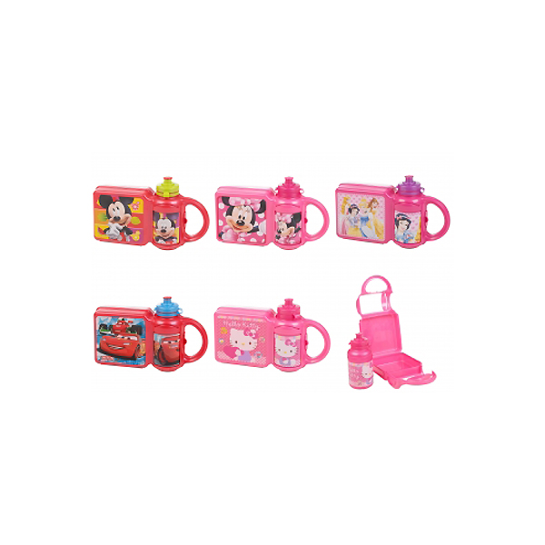 Set za užinu Disney 28697