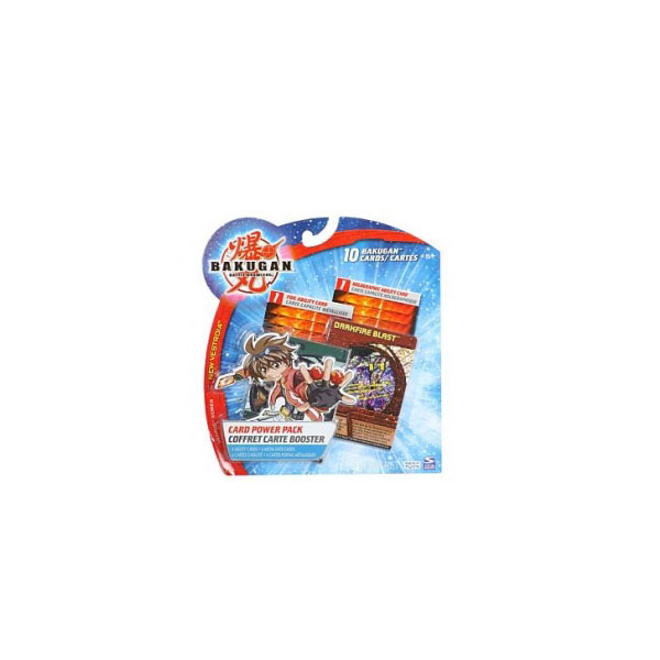 Karte Bakugan 10pack 15171