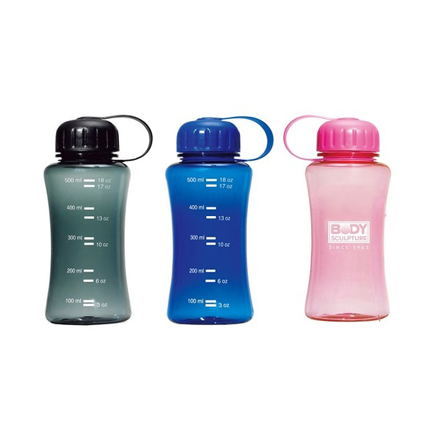 FITNES FLAŠICA ZA VODU BB-15 500ml pink FIT-0542