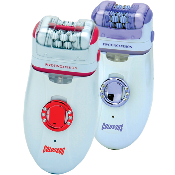 Epilator/mini trimer COLOSSUS CSS-6200A