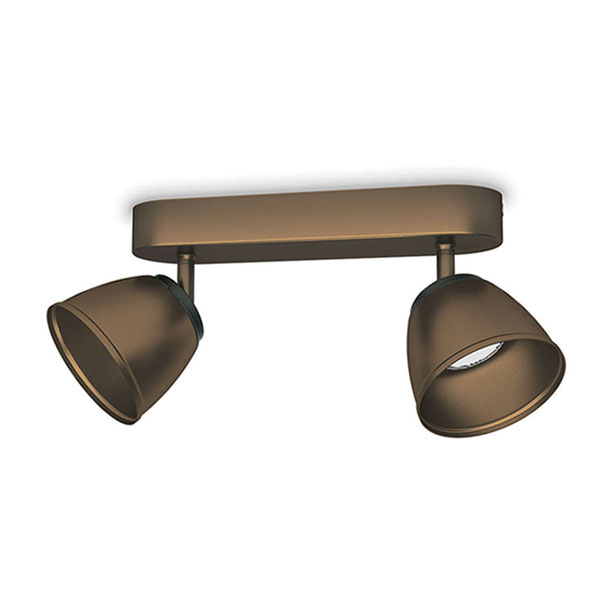 Reflektorska lampa County bar/tube bronza Philips 53352/06/16
