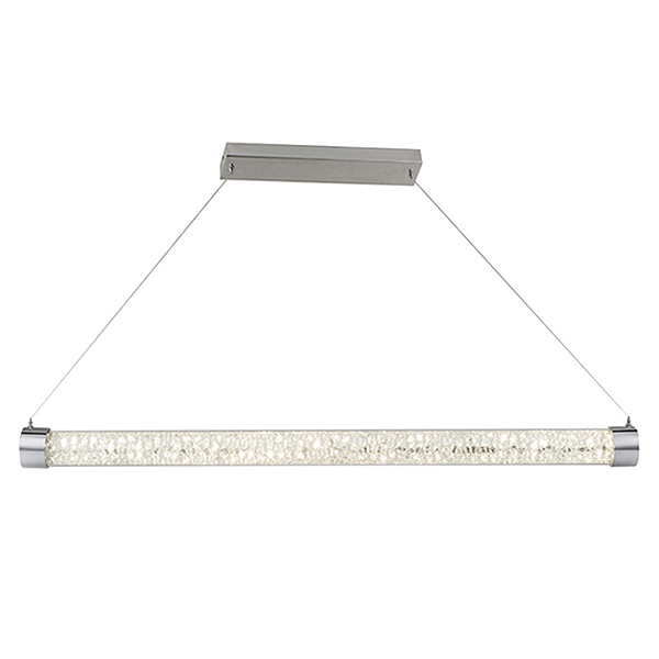 Luster i visilica LED kristal S LIGHT SL 65P36