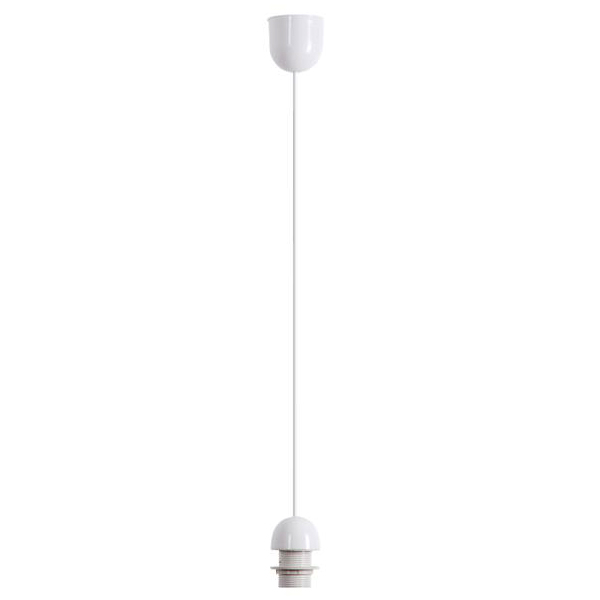 Visilica bela S LIGHT SL K001