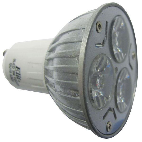 LED sijalica Elit GU 10 3LED 3W 230V 7000K EL 100