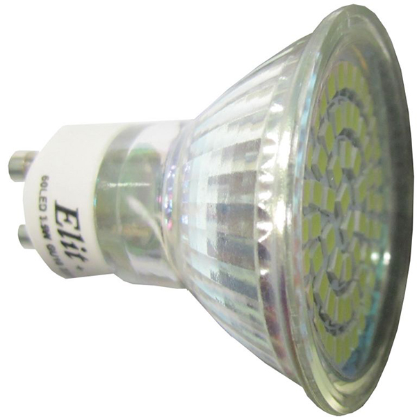 LED sijalica Elit GU10 60LED 3.5W 230V 2700K EL 12221