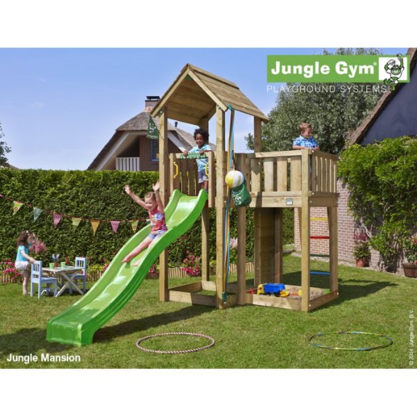 Jungle Mansion  PLU003