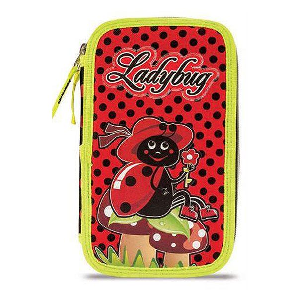 Pernica dupla Lady Bug FOR ME FPD40211 60816