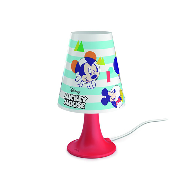 Dečija lampa Mickey Mouse PHILIPS HL 71795/30/16