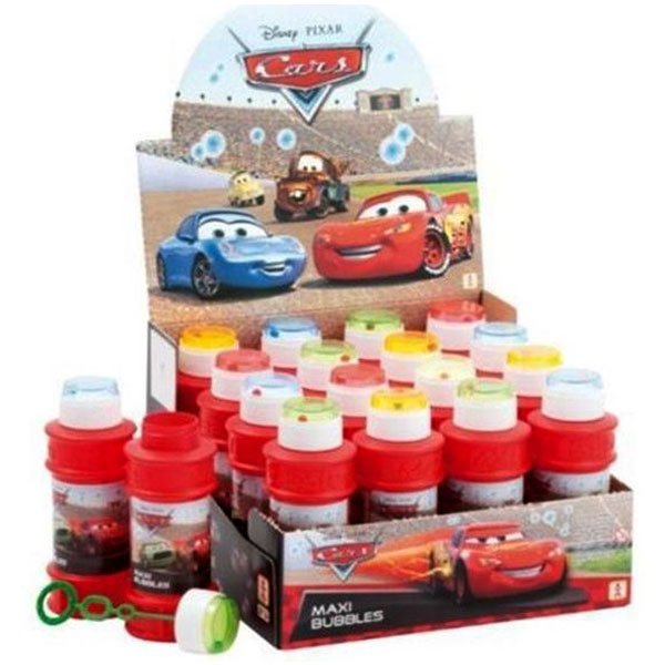 Bubbles Cars 175ml display 16pcs Cars 29857