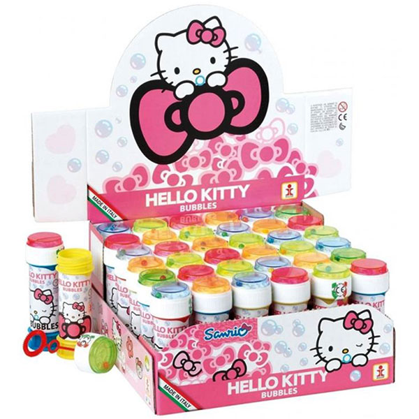 Bubbles Hello Kitty 60ml display 36pcs/29379