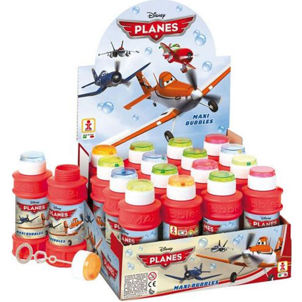 Bubbles Planes 175ml display 16pcs / 28578