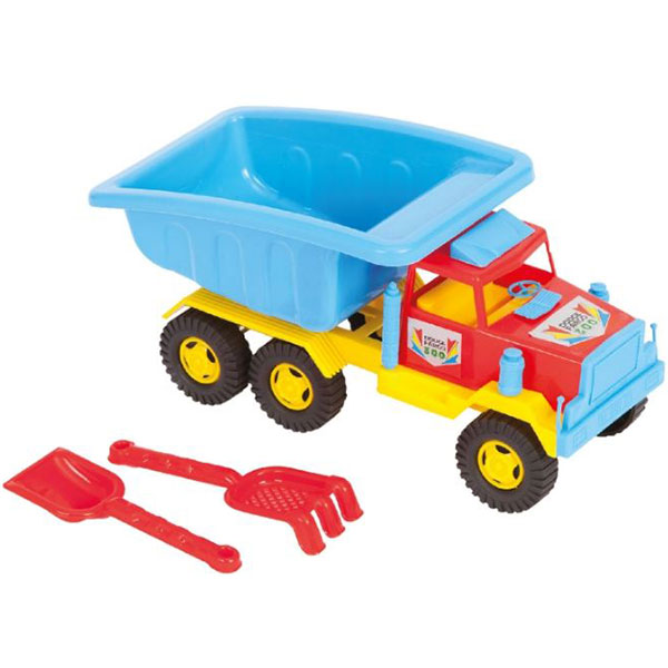 Kamion Doddge Truck Rainbow Colors 2726 Guclu Toys 33097