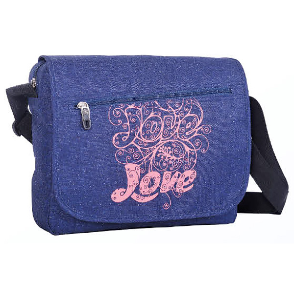 Torba na rame COTS JEANS LOVE 120414