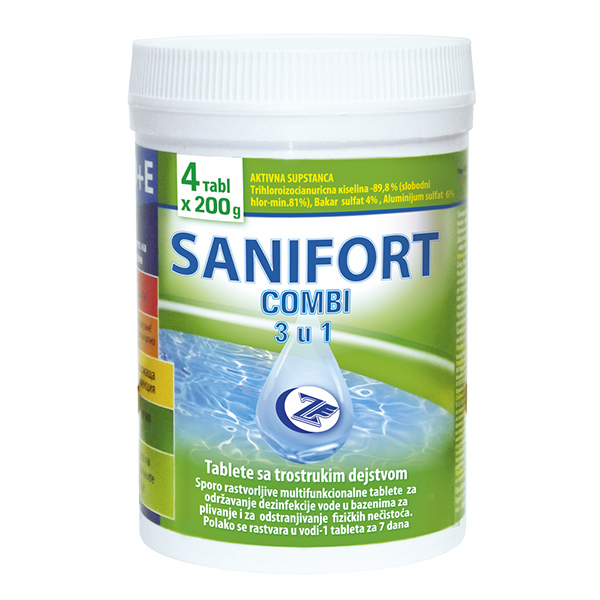 Sanifort Combi 3 u 1 tablete 15146