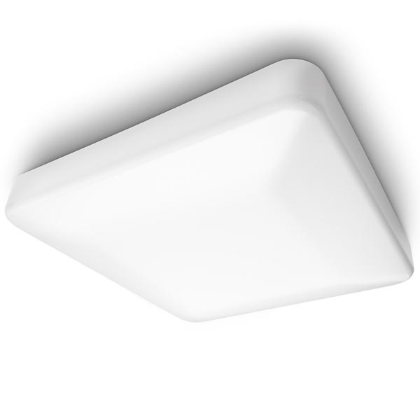 31804/31/16 Linen ceiling lamp white 5x5.5W 35V