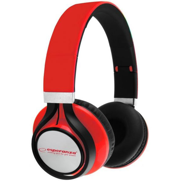 Audio Stereo slušalice ESPERANZA RED FREESTYLE EH159R