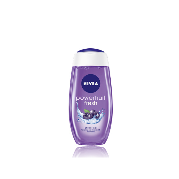81069 NIVEA Bath Care Powerfruit Relax gel za tusiranje 250ml