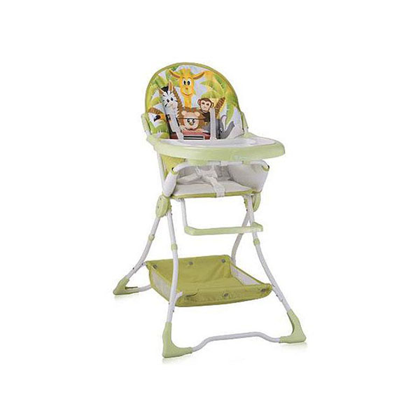Stolica za hranjenje Bravo Green Jungle BABY LAND 10100061622