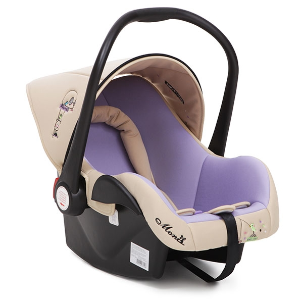 Auto sedište Cangaro Baby travel Purple CAN7028P