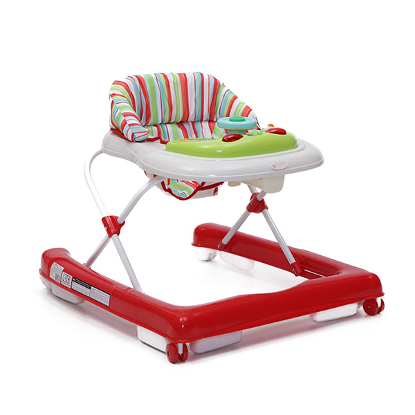 Dubak za bebe Cangaroo Slide Red CAN3340R