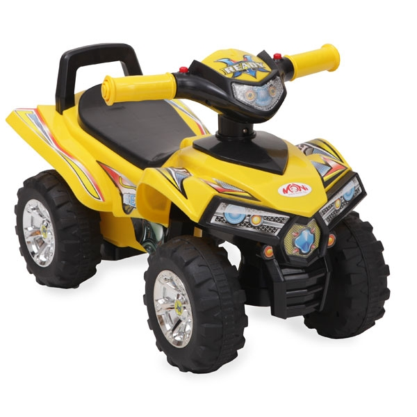 Guralica auto Cangaroo ATV Yellow CAN0370Y