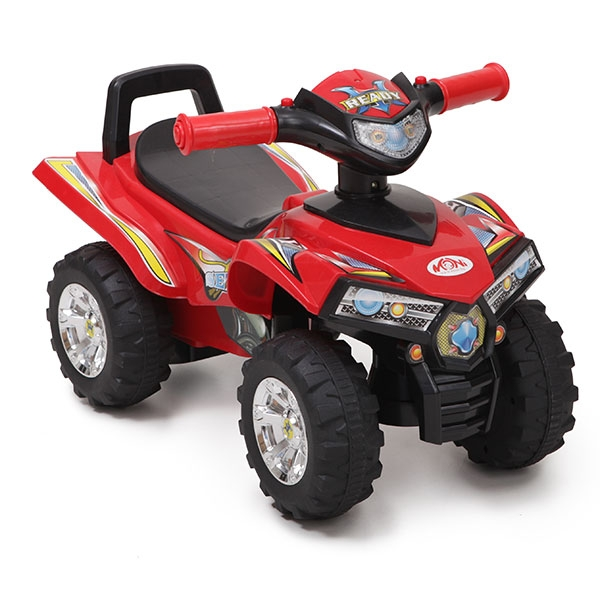 Guralica auto Cangaroo ATV Red CAN0370R