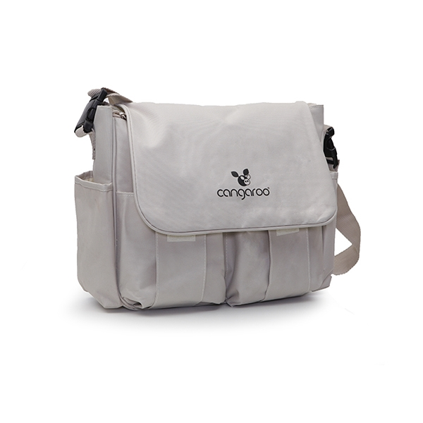 Torba za mame Cangaroo Pack and Go Beige CAN9259BG