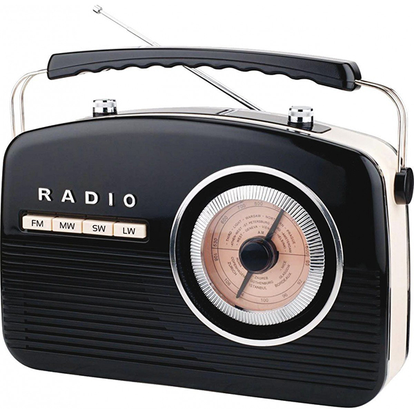 Radio CAMRY black CR1130