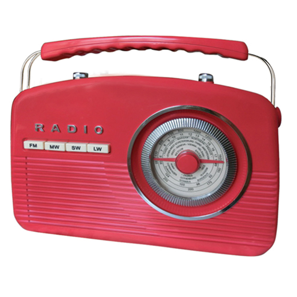 Radio CAMRY red CR1130