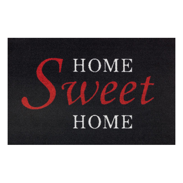 Otirač Astra Homelike Home Sweet black 40x60 cm