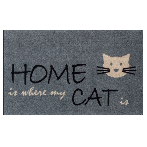 Otirač Astra Homelike Home Cat gray 40x60 cm