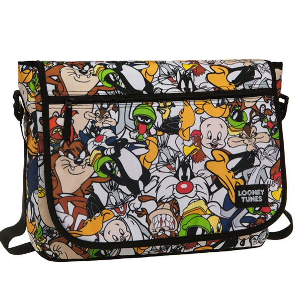 Laptop torba na rame Looney Tunes 32.650.51