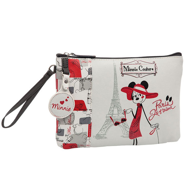 Torbica za mini tablet / pernica / neseser Minnie Mouse 30.167.51