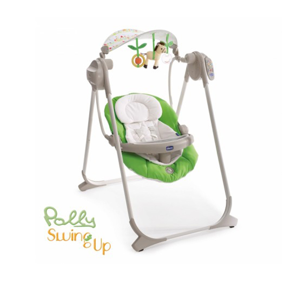 Ljuljaška za bebu Chicco Polly Swing up Spring 5380052