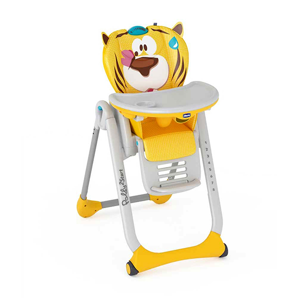 Hranilica Polly 2 Start Jungle CHICCO A026439PEACEFULJU