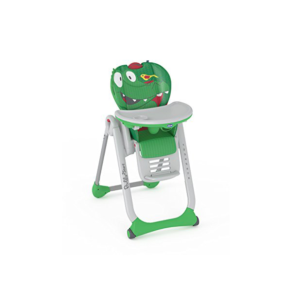 Hranilica CHICCO Polly 2 Start Crocodile 5300248