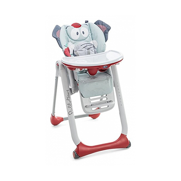 Hranilica CHICCO Polly 2 Start Baby Elephant 5300257