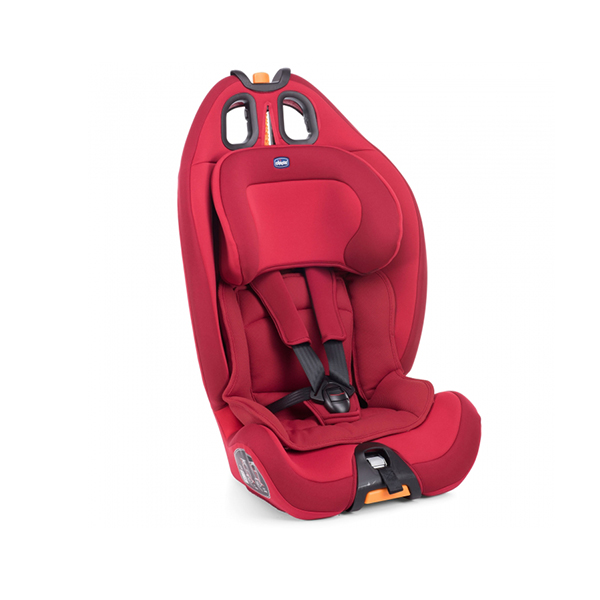 Auto sedište Chicco (9-36kg)  Gro-Up 123 red passion 5100092