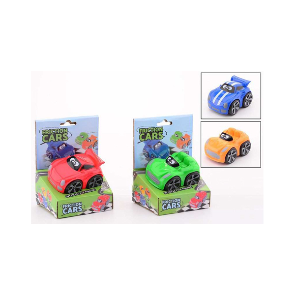 Auto za bebe Happy Racing Car 4ass 35410