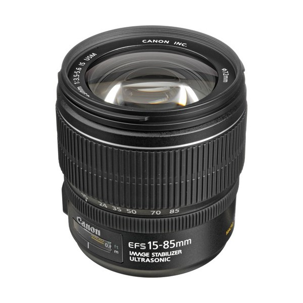 Objektiv EF-S 15-85mm f/3.5-5.6 IS USM, CANON