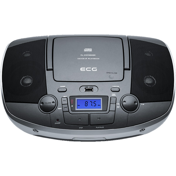 CD radio ECG CDR 1000 U TITAN