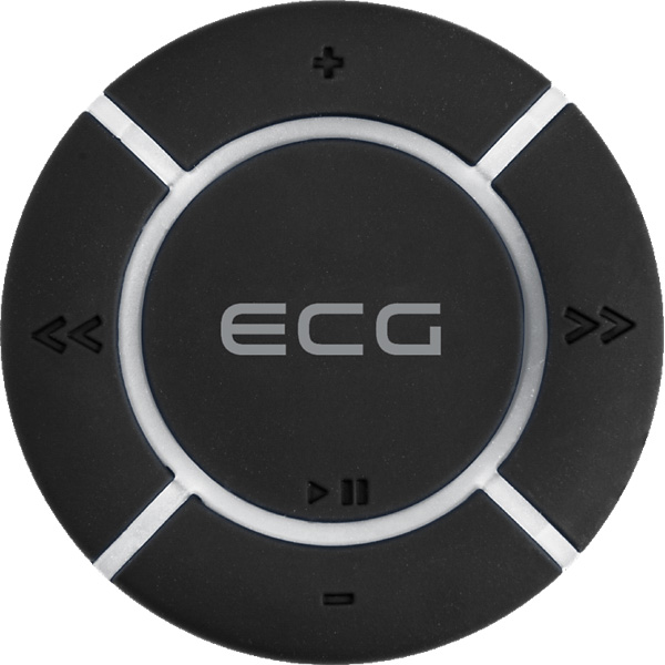 MP4 player ECG PMP 10 4GB Black