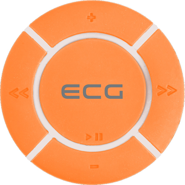 MP4 player ECG PMP 10 4GB Orange