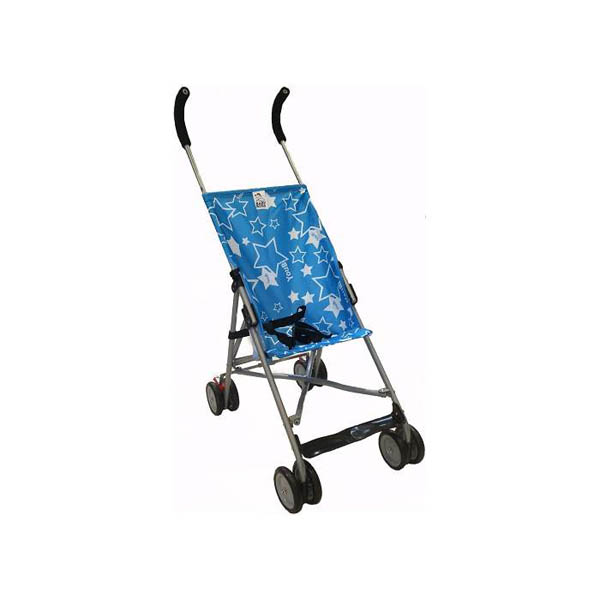 Kolica Little Stars Blue Baby Boss H208BLUE