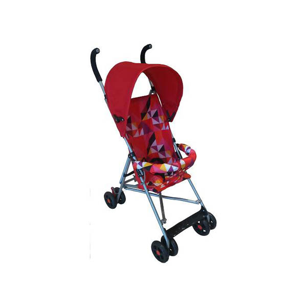 Kolica Vista Red Baby Boss H208-19RED