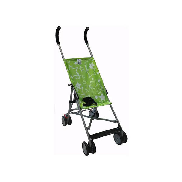 Kolica Little Stars green Baby Boss H208GREEN